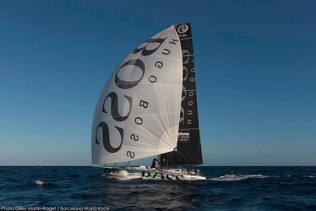 Photo: Gilles Martin-Raget / Barcelona World Race
