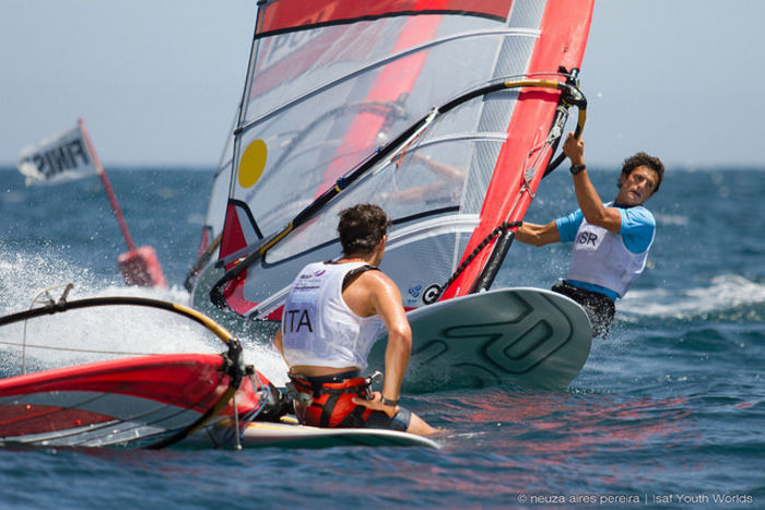 Neuza Aires Pereira | Isaf Youth Worlds 2014
