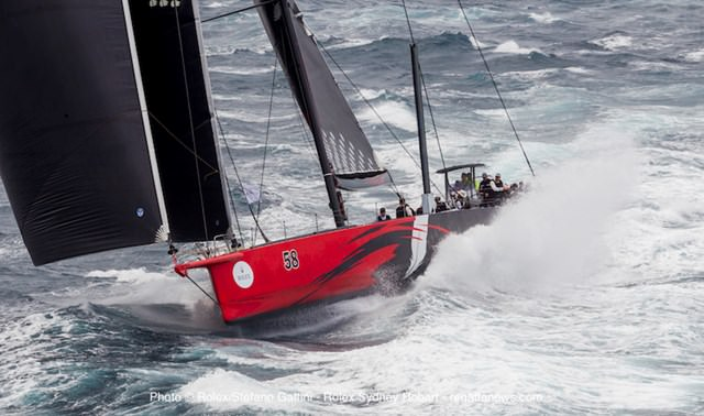 COMANCHE (USA), Sail No: 12358, Foto by: ROLEX/Stefano Gattini